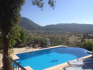 Samara Villa not overlooked - very private pool, Fethiye