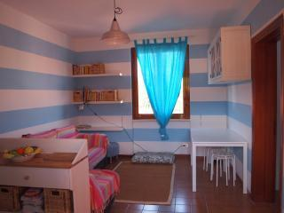 Elba 50 meters from the sea