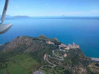 casa mare sicilia fronte isole Eolie, Mongiove