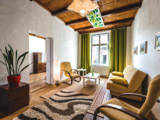 Apartment near the Royal Wawel Castle, Krakow