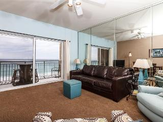 PI 610:RELAXING TOP FLOOR CONDO, PANORAMIC VIEWS, COMFORTABLE AND SPACIOUS, Fort Walton Beach