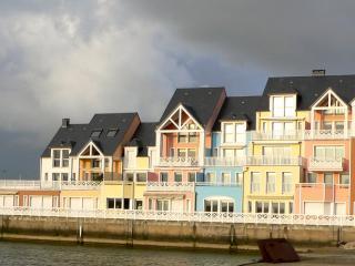 Appartement Duplex Vue Mer Deauville Trouville