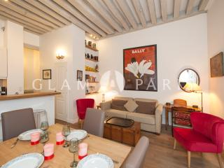 Charming 2BR/2BTH in a calm street in Saint-Germain des Pres 6th arrondissement