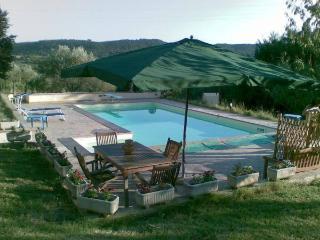 Casa Vacanze con Piscina vicino Roma in Umbria, Narni