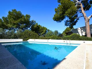 St Elm4. Apartment with views to the sea and pool, Sant Elm