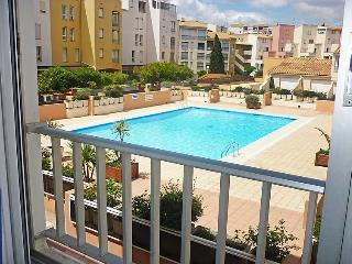 Appt T2+de luxe, Cap-d'Agde