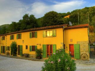 Villa Le Fonti, Massa e Cozzile