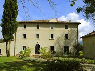 Villa Colombaiolo, Celle sul Rigo