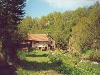 Watermill Moulin de Laval