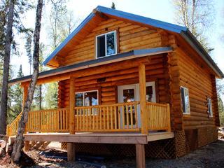Alaska Kasilof River Cabins