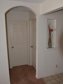Entrance to Guest Suite