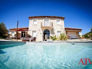 Saint Cyr, Villa de caractère tout confort, Saint-Cyr-sur-Mer