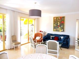 Best Cannes 3 bedroom with terrace apart, 6 sleeps