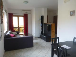 Comfortable apt 400m from sand beach, lido, gelateria, restaurants, supermarket.