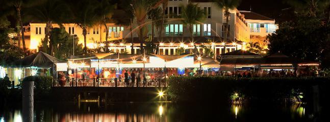 Restaurant at Marina Puerto del Rey