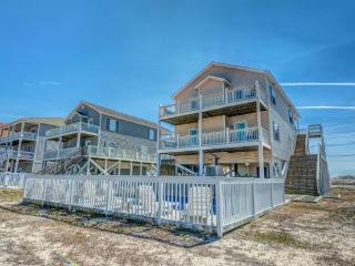 New River Inlet Rd 1255 Oceanview! | Private Pool, Internet, Pet Friendly