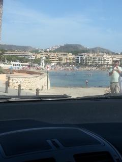 beach moraira