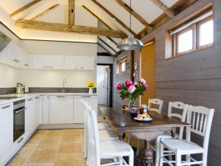 Single storey barn conversion in the South Downs, Upper Beeding
