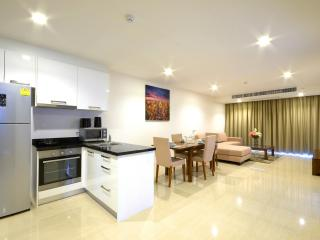 Stunning Luxury 2 Bedroom Condo 200m To The Beach, Pattaya