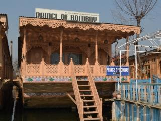 Houseboat Prince of Bombay, Srinagar