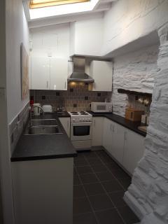Coedmor Barn Kitchen