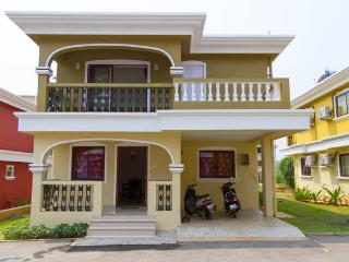 3 Bedroom Villa - Varca Beach Goa