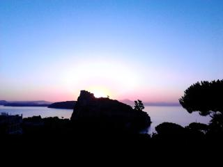camera su terrazzo panoramico, Ischia