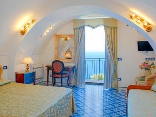 Superior room in a sea view Villa, Amalfi