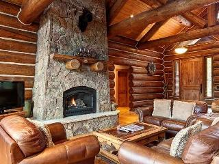 Lots of Space, Natural Stone Fireplace