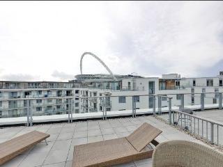Luxury Showroom Penthouse Duplex Apartment, Wembley