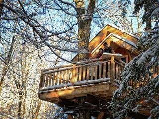 Mont-Tremblant Treehouses - Les Refuges Perches