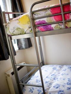 Bedroom #3 Bunk Beds