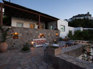 traditional villa chora patmos