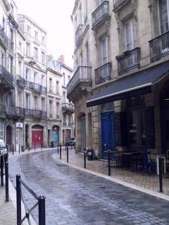 la rue de la ROUSSELLE