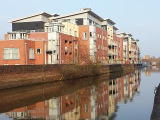 2 Bedroom Luxury Apartment in Chester City Centre