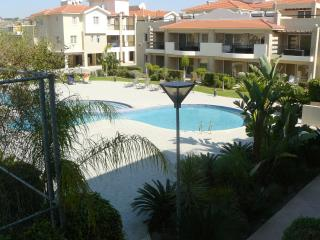 one bed apartment with pool view, Pyla