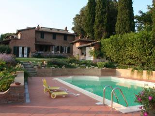 Villa Solina, Castiglione del Lago