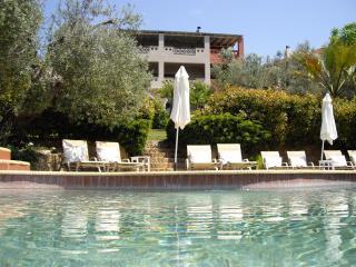 Sanorama villa Suite with panoramic  Sani view