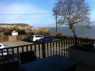 Luxury Caravan New Quay Wales Stunning Sea View