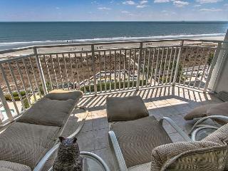 3501 SeaCrest - Oceanfront 5th Floor Penthouse. WoW views!
