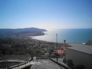 Villetta a schiera panoramica, Agropoli