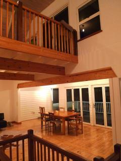 Gallery/ dining room