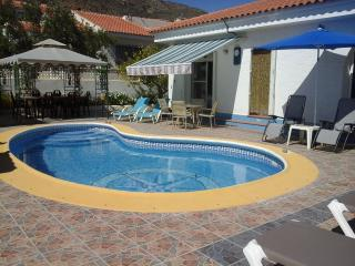 Detached private villa /private pool garden wifi, Bolnuevo