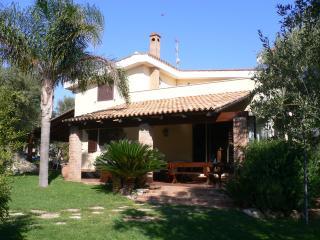 Villa privata con Piscina e splendida vista mare