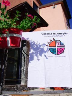 La maglietta della Casetta di Ameglia