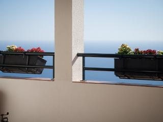 Murteiras Apartment with Wide Ocean and Mountains View in Funchal Madeira - WiFi