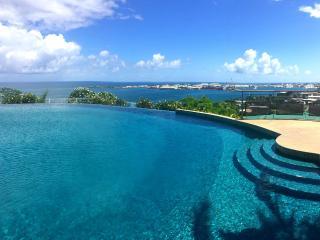 Studio Carlton - Papeete - 2 pers - piscine et vue
