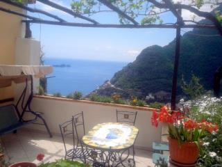 Positano - T687: Fantastic seaview on Amalfi coast