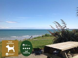 Sandend Cottage- beach side bungalow in County Down.