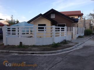 cozy and secure newly built bungalow, Bacolod